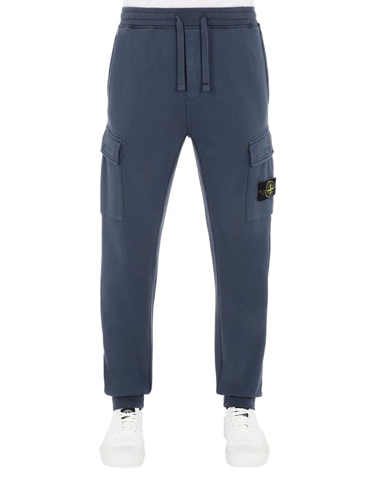 STONE ISLAND 65251 Pants Man Avio Blue