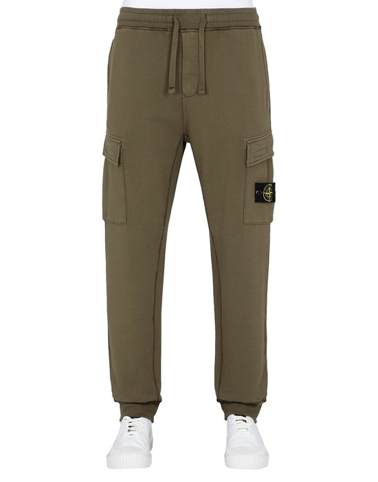 Trousers Man 65251 Front STONE ISLAND