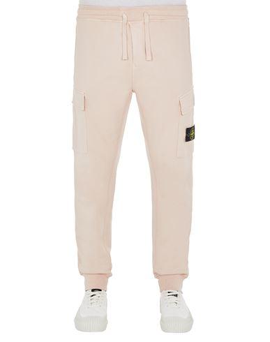 STONE ISLAND 65251 Pants Man Pastel pink USD 288