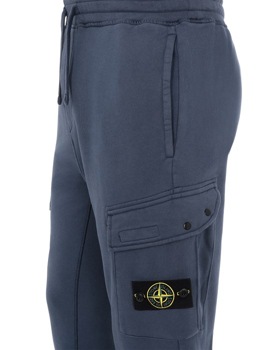 13520047pg - PANTS - 5 POCKETS STONE ISLAND