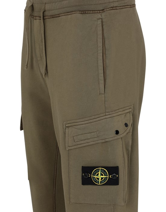 13520047uh - TROUSERS - 5 POCKETS STONE ISLAND