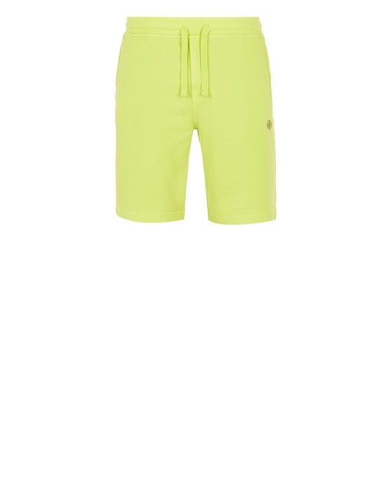 Sweatshirts-bermudas Herr 65137 Front STONE ISLAND