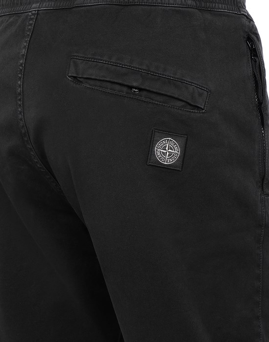13520381es - PANTS - 5 POCKETS STONE ISLAND