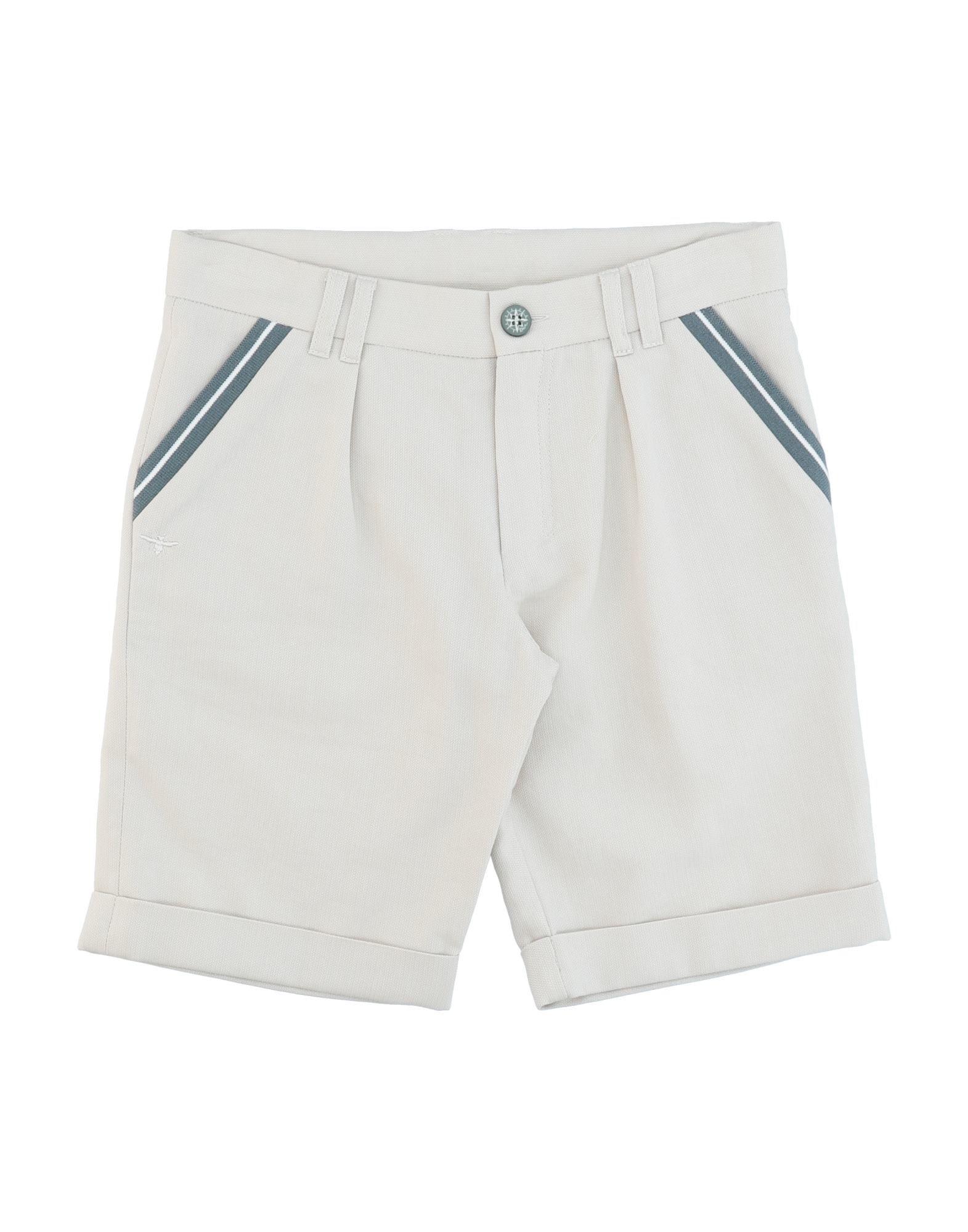 Baby Dior Kids' Bermudas In White