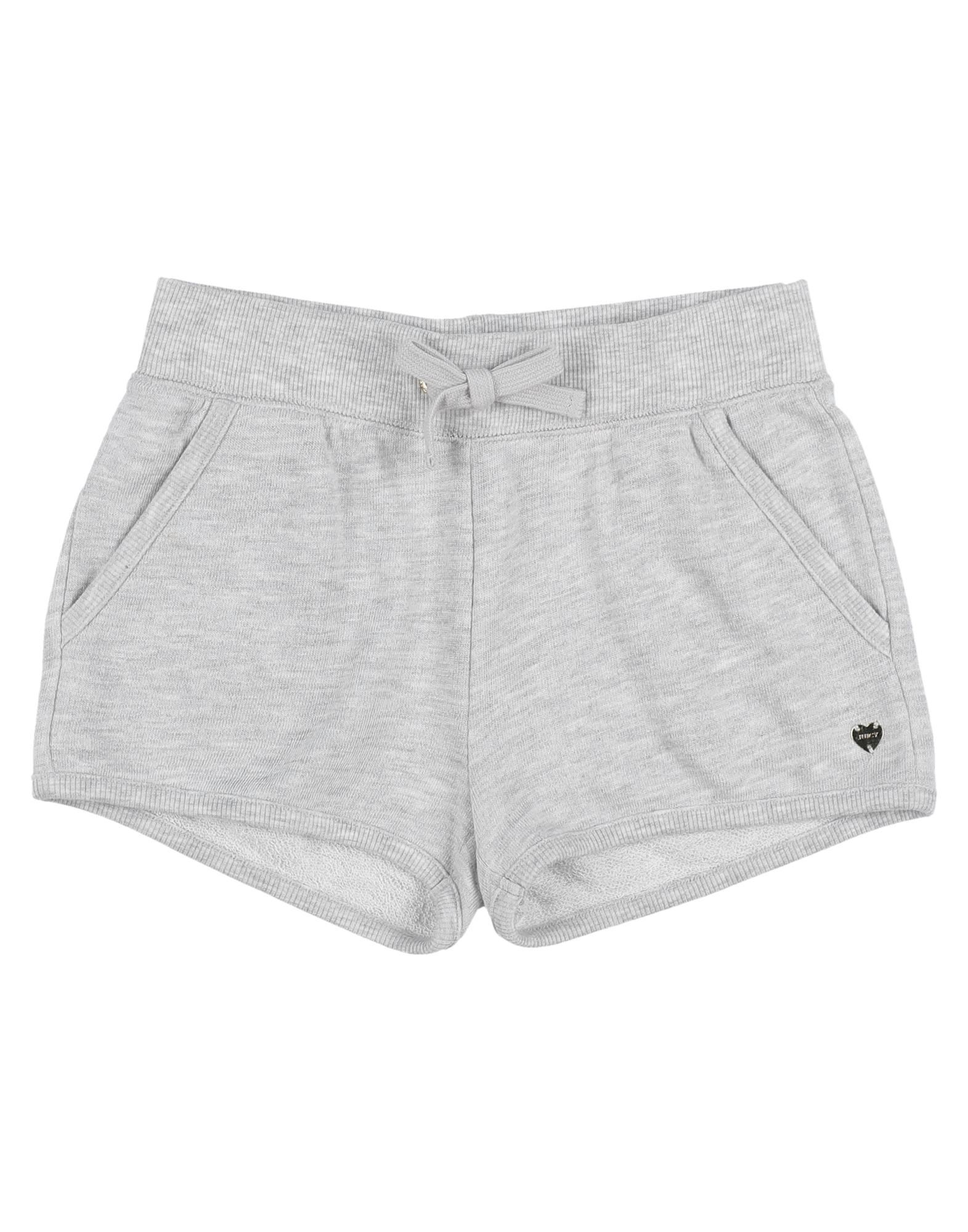 Juicy Couture Kids' Shorts In Light Grey