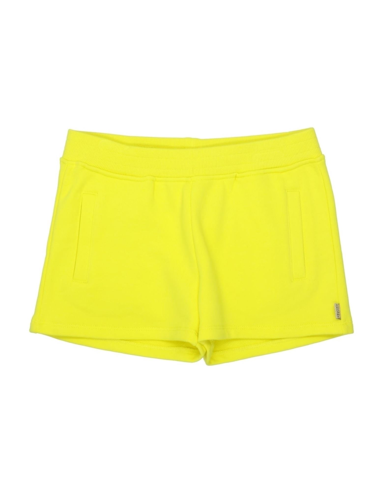 Little Marc Jacobs Kids' Shorts In Yellow
