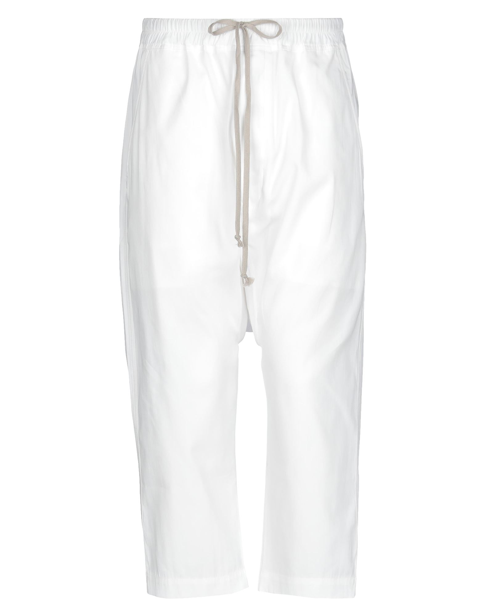 DRKSHDW by RICK OWENS Укороченные брюки drkshdw by rick owens джинсовые брюки капри