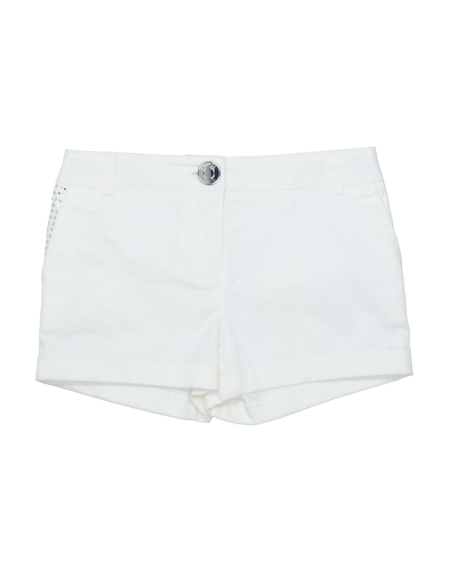Fracomina Mini Kids' Shorts In White