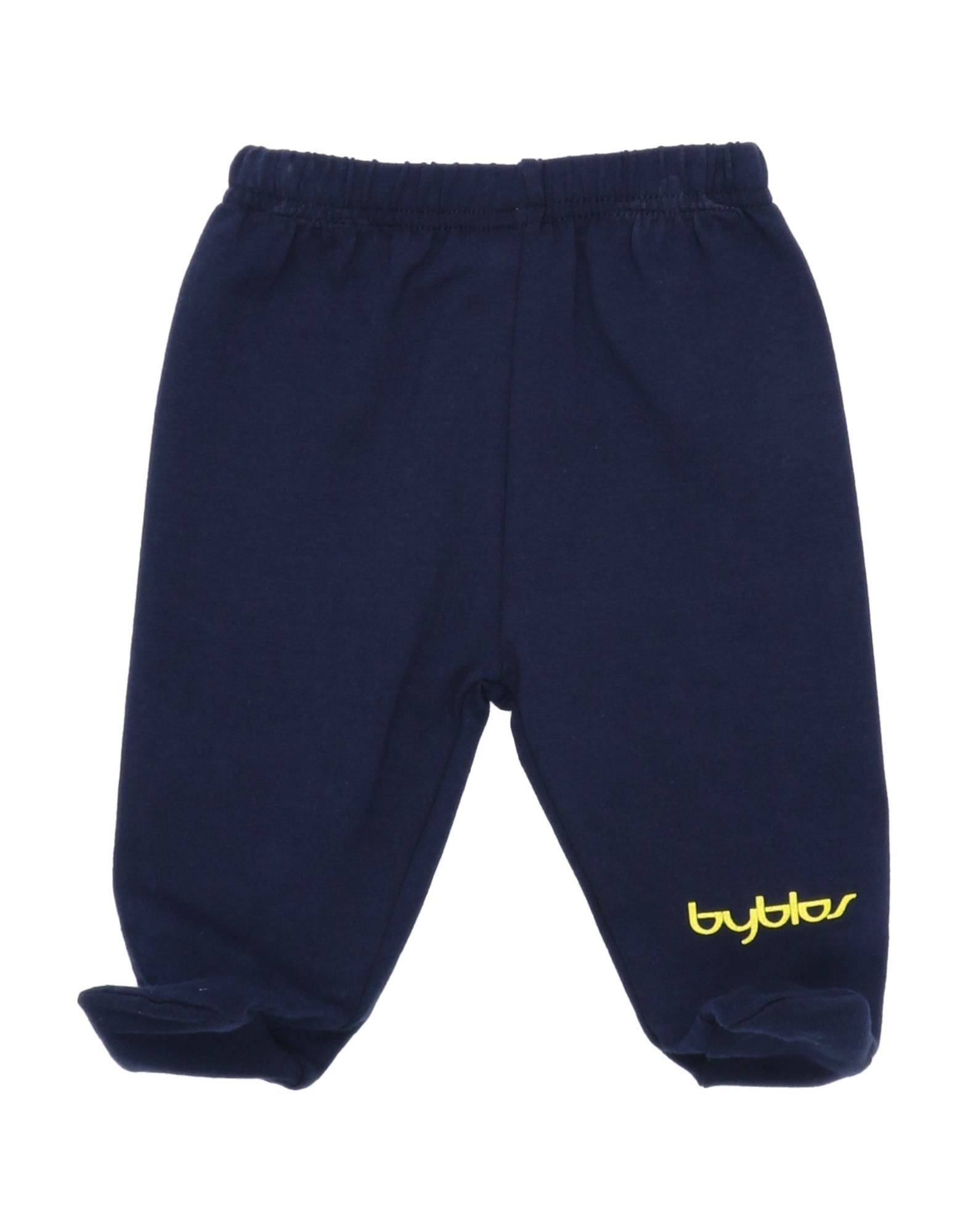 Byblos Kids' Casual Pants In Blue