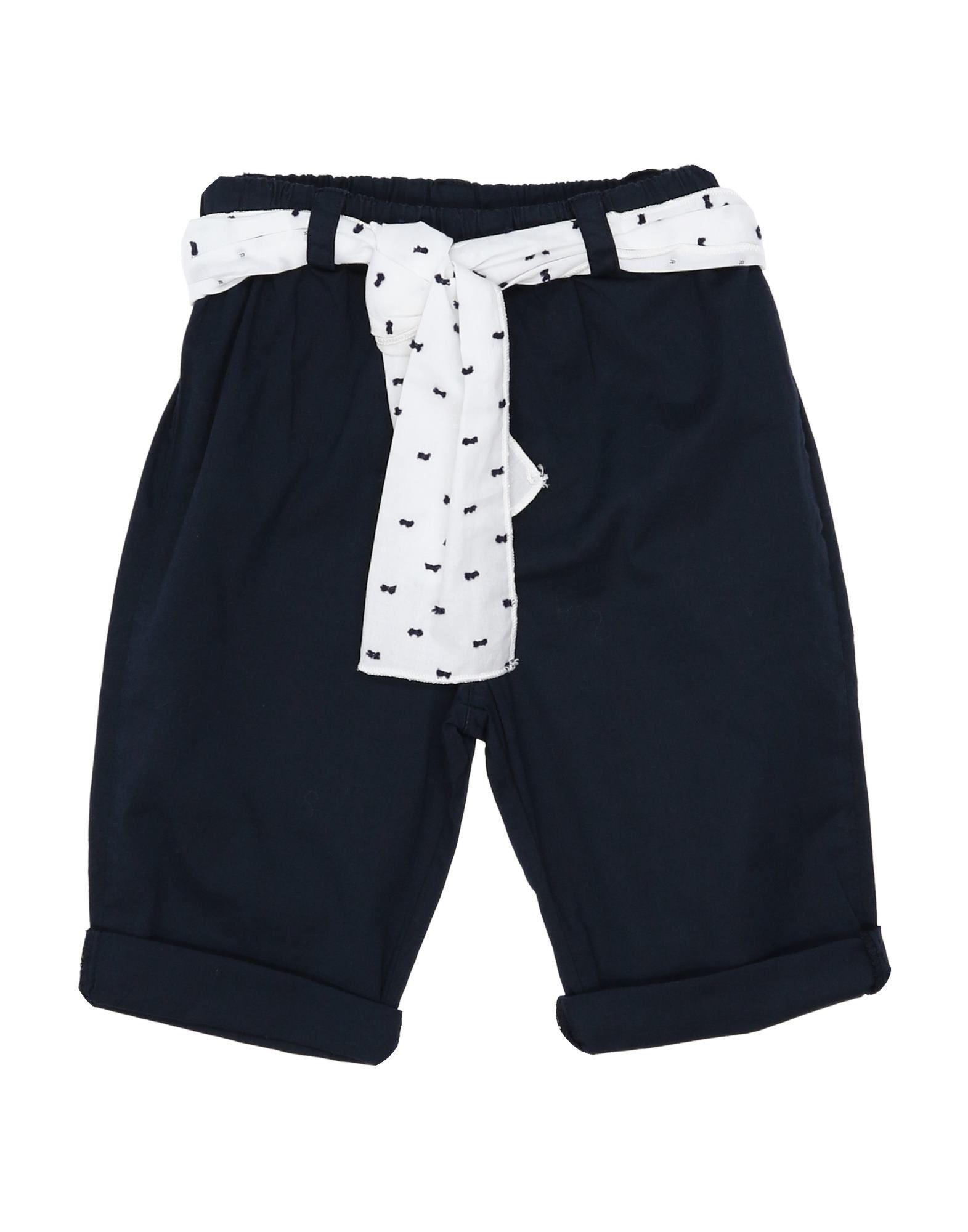 """Per Te"""" Kids' Casual Pants In Dark Blue"""