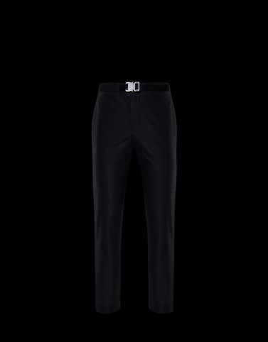 CASUAL TROUSER Black 6 Moncler 1017 Alyx 9SM Woman