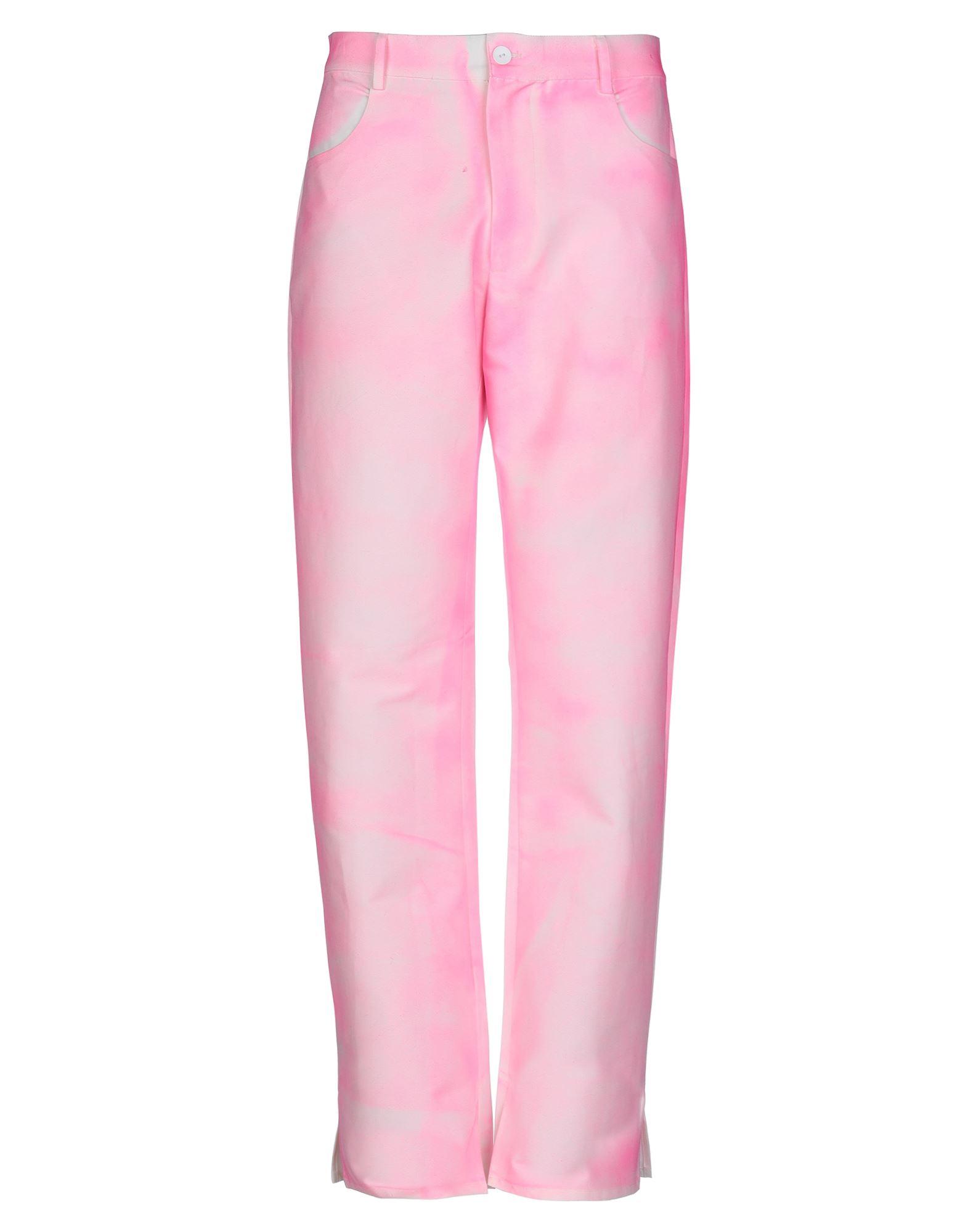 Afterhomework Casual Pants In Pink