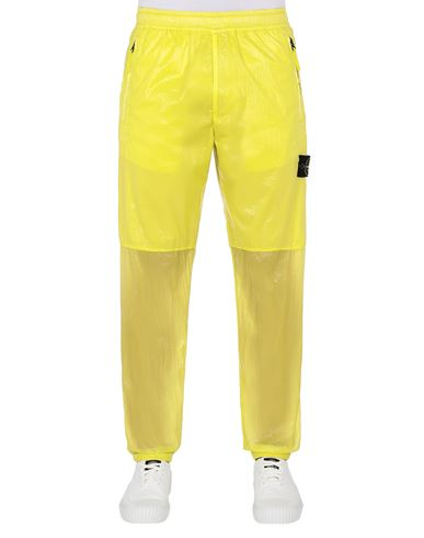 STONE ISLAND 30835 LUCIDO-TC_PACKABLE 长裤 男士 开心果色 EUR 469
