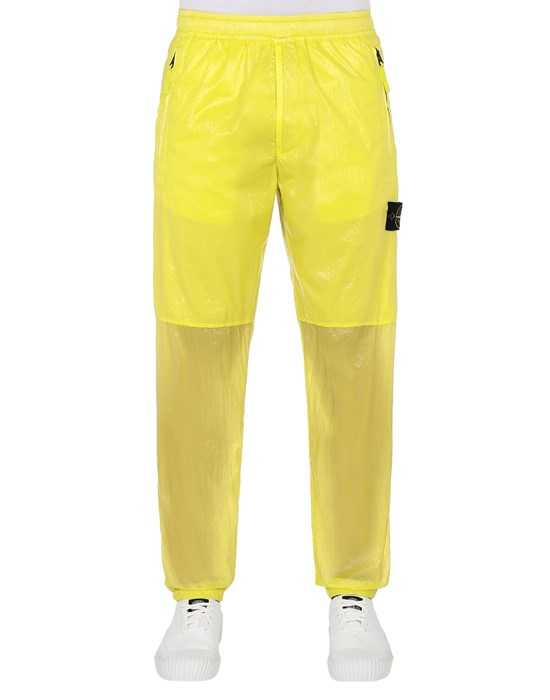 STONE ISLAND 30835 LUCIDO-TC_PACKABLE Trousers Man Pistachio Green