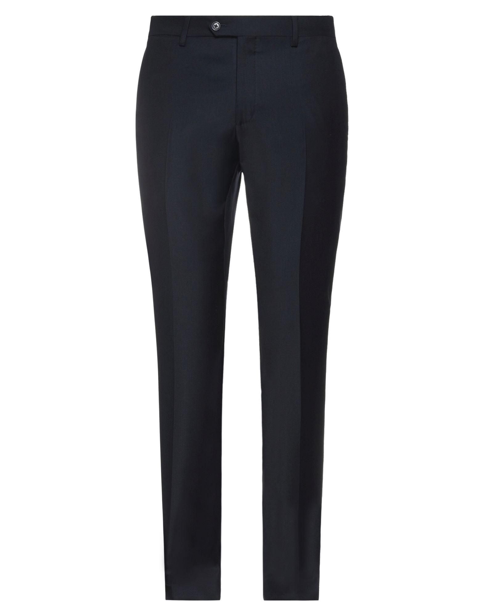 Lardini Casual Pants In Blue