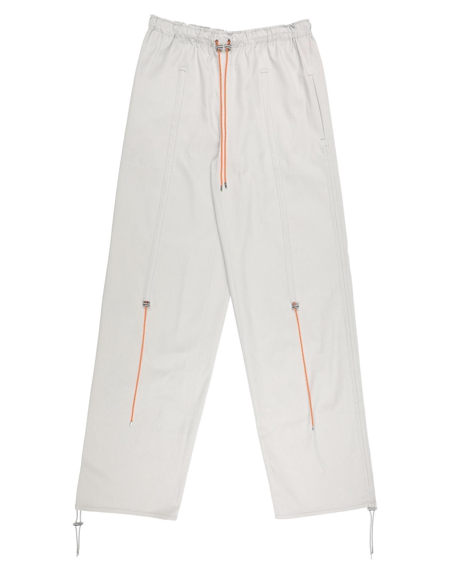 Afterhomework Casual Pants In Light Grey