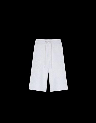 ショートパンツ ライトグレー カテゴリー ジャージーパンツ メンズ