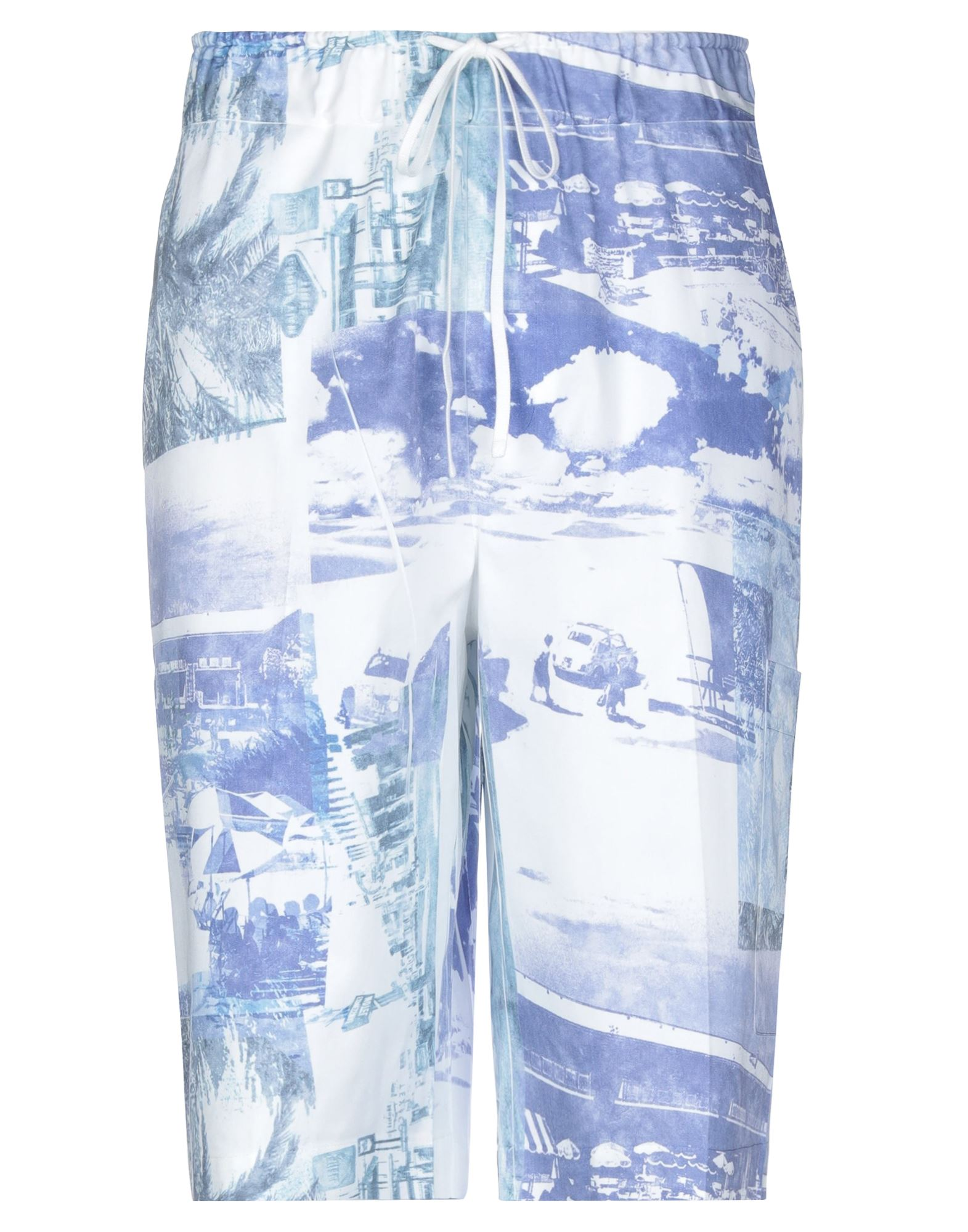 3.1 PHILLIP LIM Укороченные брюки
