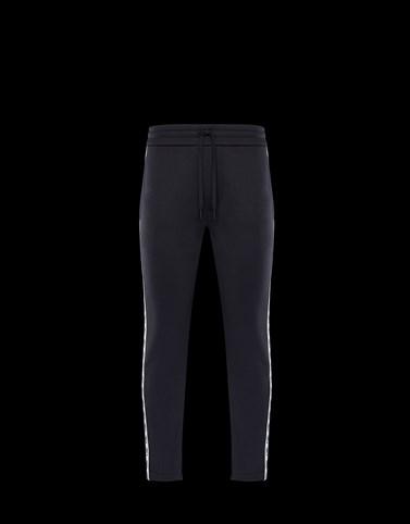 裤子 黑色 Trousers 男士