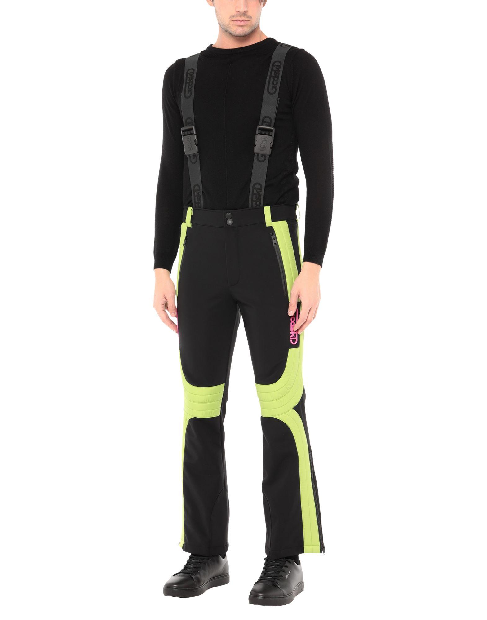 GCDS メンズ スキーウェア ブラック