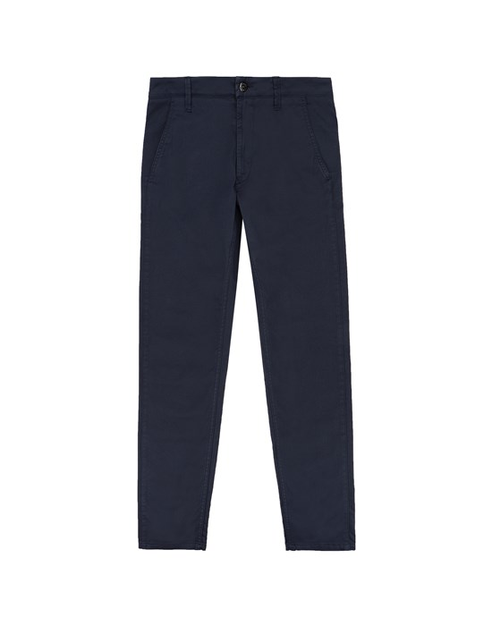 TROUSERS - 5 POCKETS Man 30911 Front STONE ISLAND TEEN