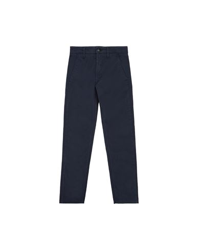 STONE ISLAND JUNIOR 30911 Pants Man Marine Blue USD 151