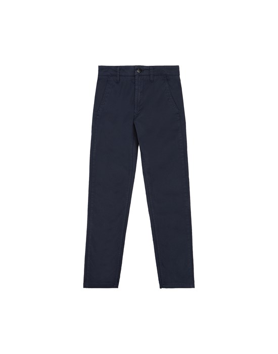 Trousers Man 30911 Front STONE ISLAND JUNIOR