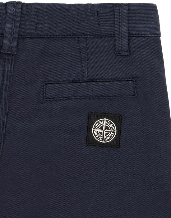 13551493ra - PANTS - 5 POCKETS STONE ISLAND JUNIOR