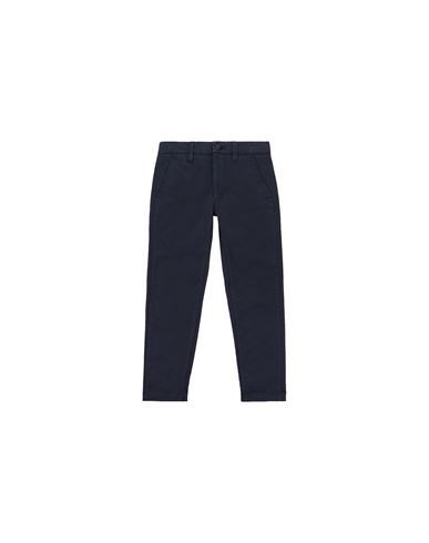 STONE ISLAND KIDS 30911 Pants Man Marine Blue USD 164