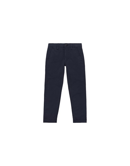 STONE ISLAND JUNIOR 30911 Trousers Man Marine Blue