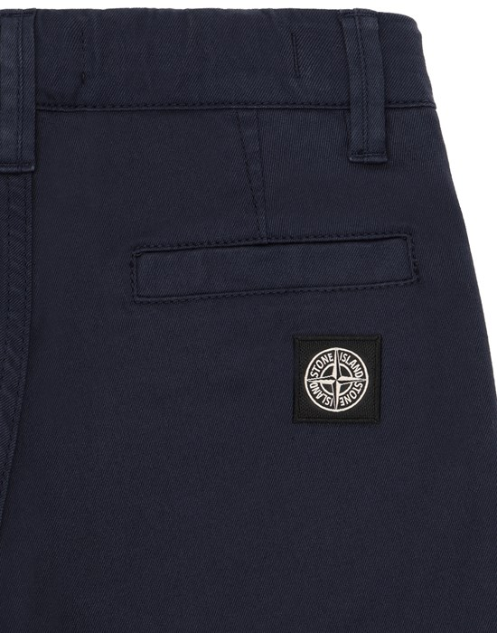 13551509av - PANTS - 5 POCKETS STONE ISLAND JUNIOR