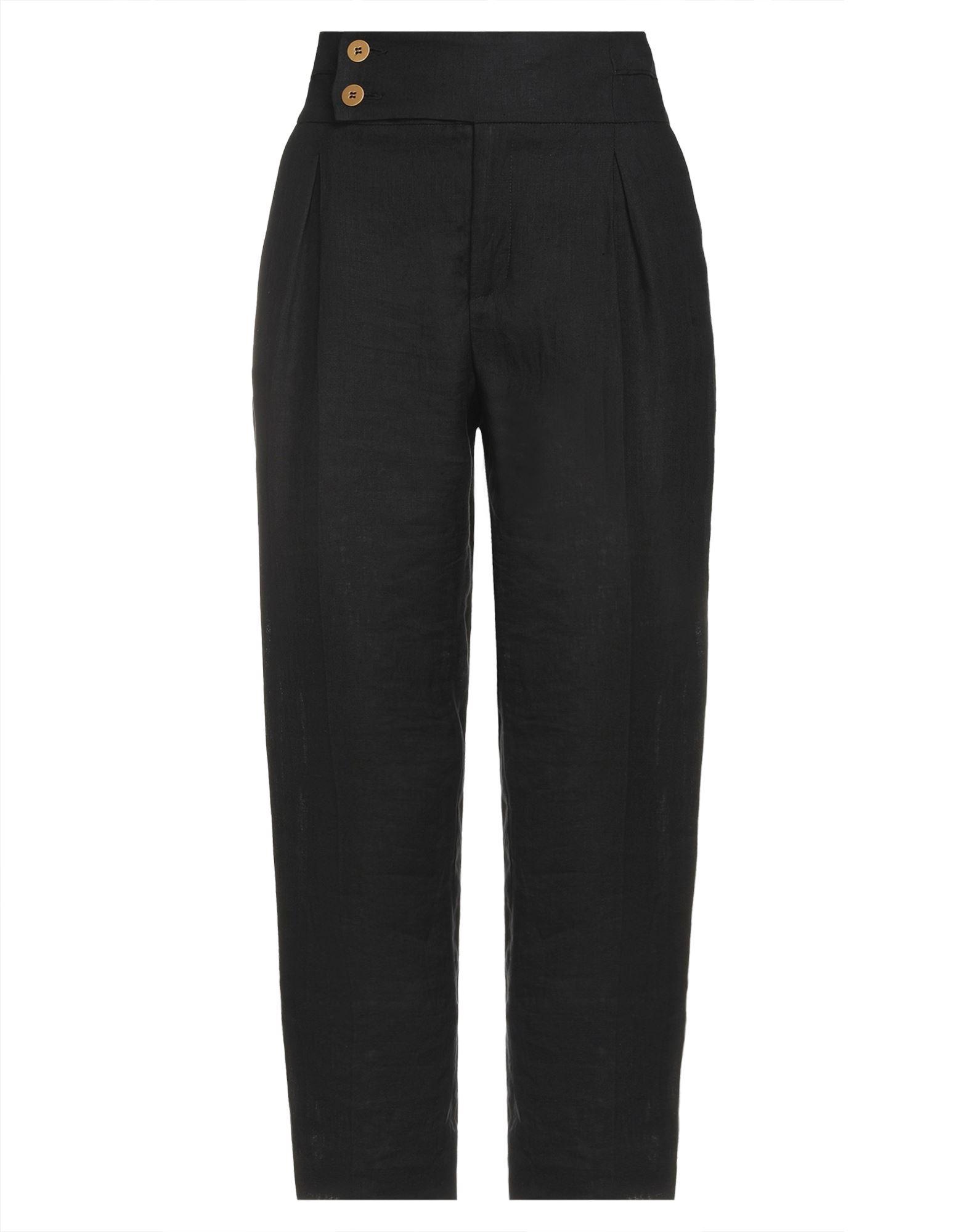 L' AUTRE CHOSE Повседневные брюки desigual by l повседневные брюки