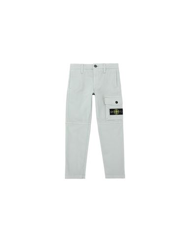 STONE ISLAND KIDS 30511 Pants Man Dust Gray USD 160
