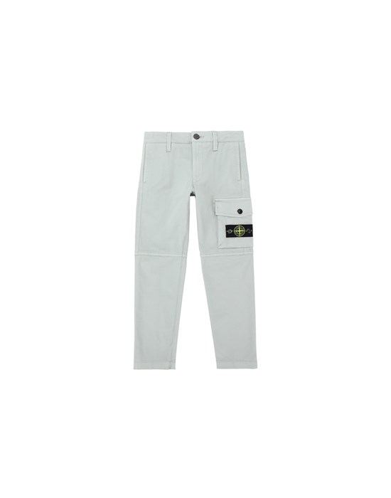 Trousers Man 30511 Front STONE ISLAND KIDS
