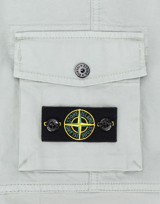 13553830dw - TROUSERS - 5 POCKETS STONE ISLAND JUNIOR