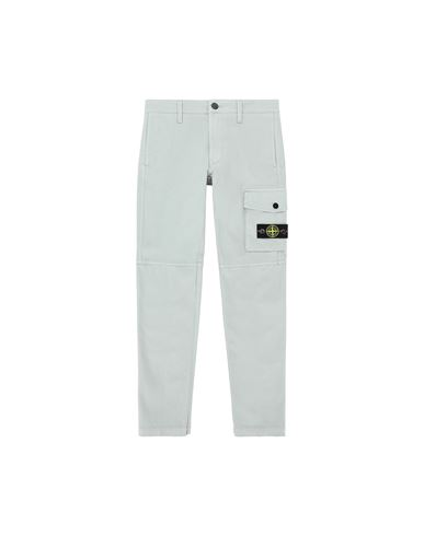 STONE ISLAND JUNIOR Trousers Man 30511 f