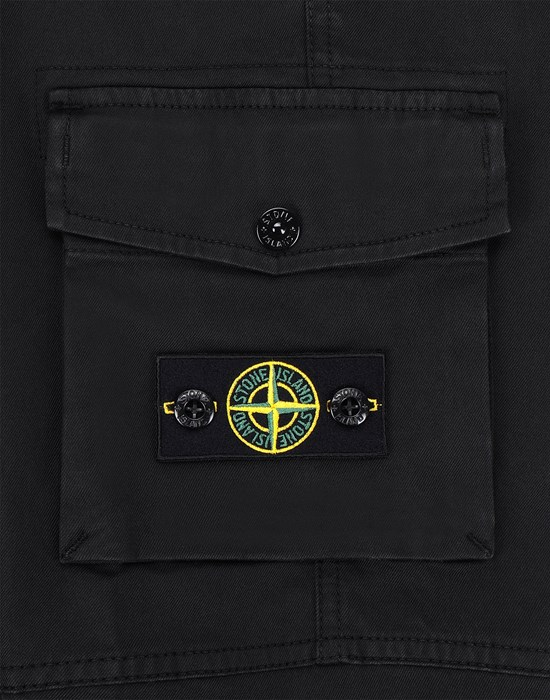 13553831sl - TROUSERS - 5 POCKETS STONE ISLAND JUNIOR