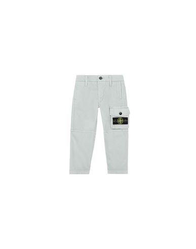 STONE ISLAND BABY 30511 Pants Man Dust Gray USD 151