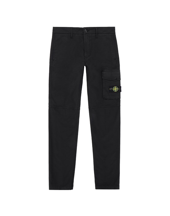 Fleece Bermuda Shorts 30511 STONE ISLAND JUNIOR - 0