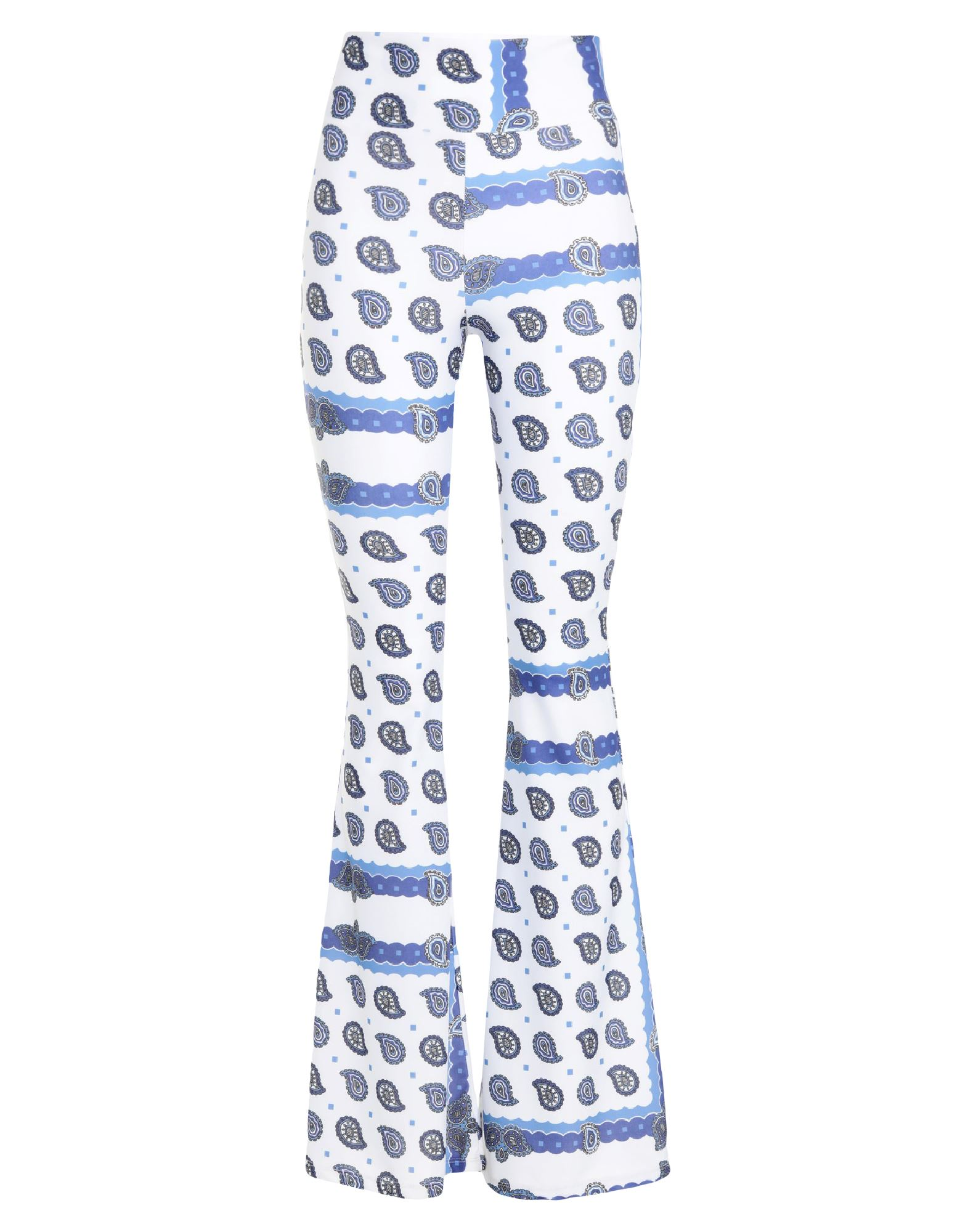 Zing Casual Pants In Blue