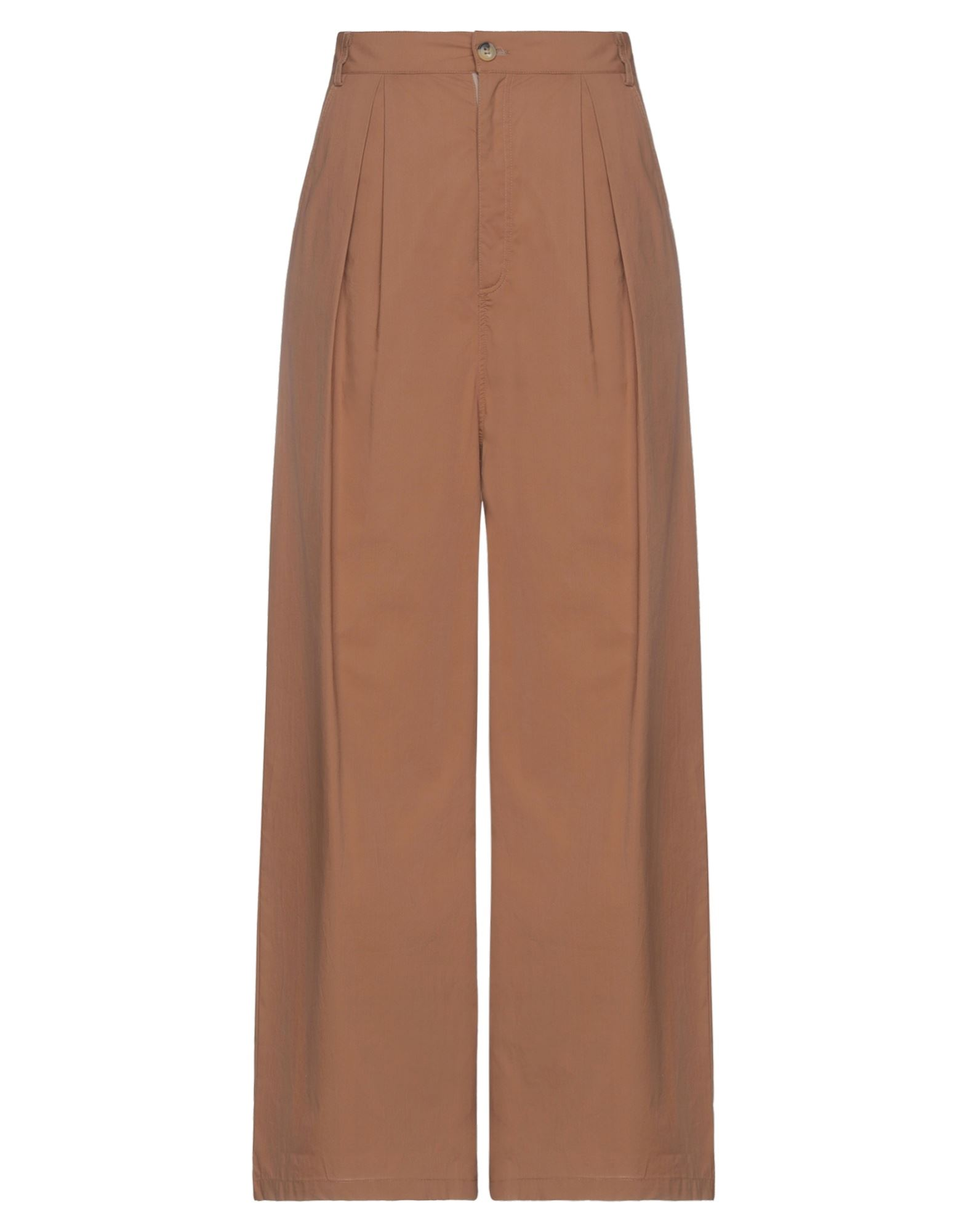 Rue 8isquit Casual Pants In Brown