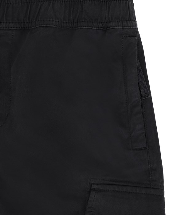 13557442vj - TROUSERS STONE ISLAND JUNIOR