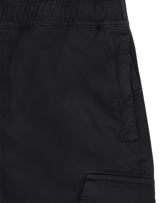 13557445kf - TROUSERS - 5 POCKETS STONE ISLAND JUNIOR