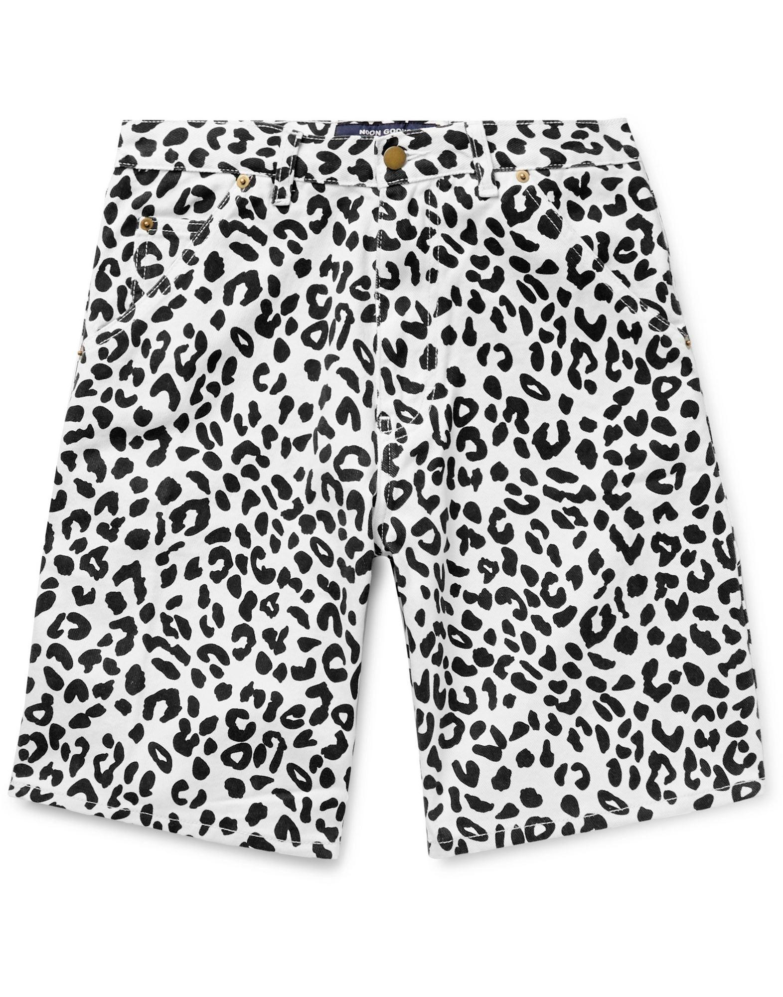 NOON GOONS Бермуды noon goons пляжные брюки и шорты