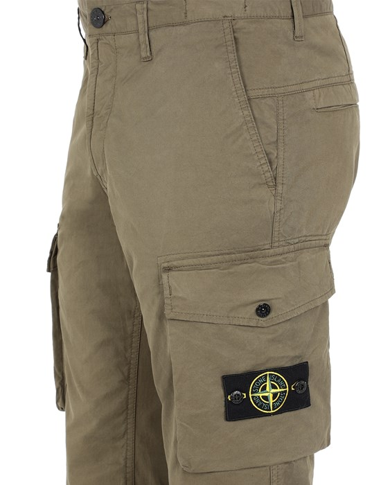 13561640dj - PANTS - 5 POCKETS STONE ISLAND