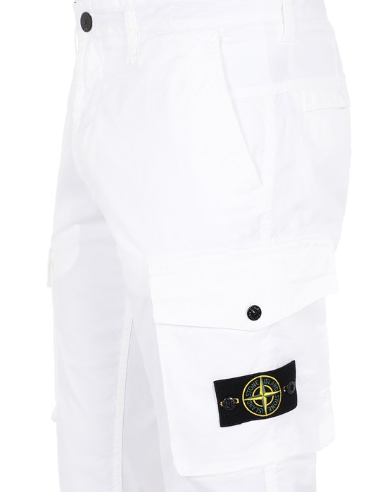 13561640tp - PANTS - 5 POCKETS STONE ISLAND