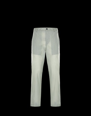 CASUAL TROUSER Light green New in Man