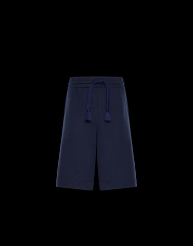 短裤 蓝色 5 Moncler Craig Green 男士