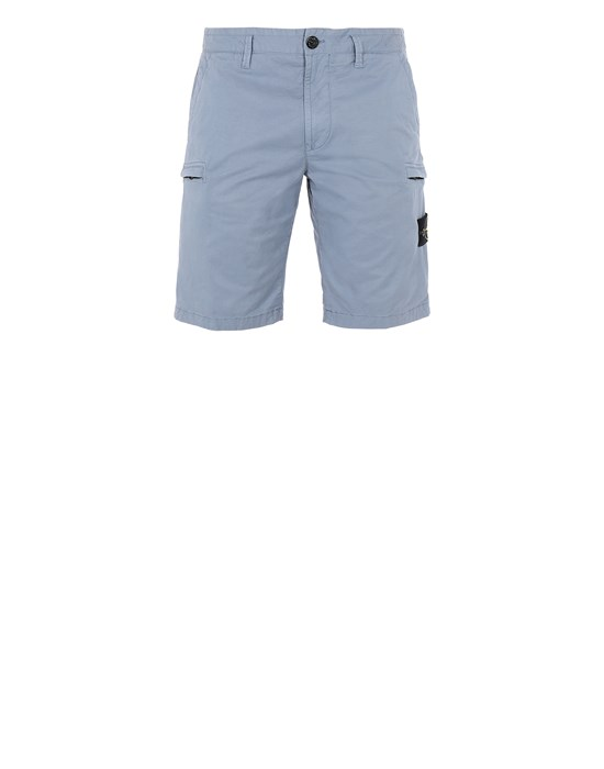 Bermuda shorts Man L0519 Front STONE ISLAND