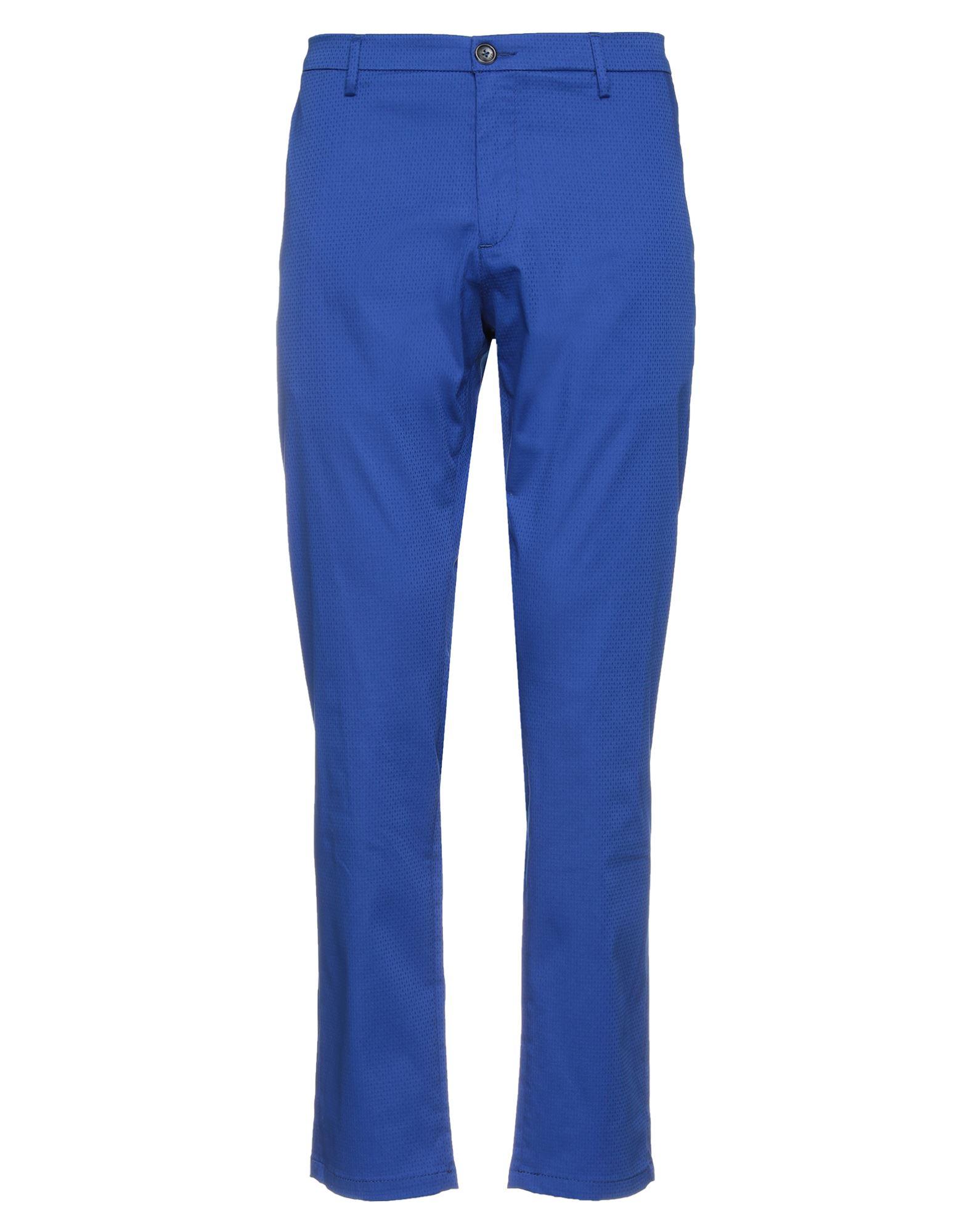 《セール開催中》ICE PLAY メンズ パンツ ブライトブルー 56 コットン 98% / ポリウレタン 2%